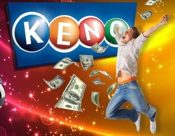 Keno im Online Casino spielen