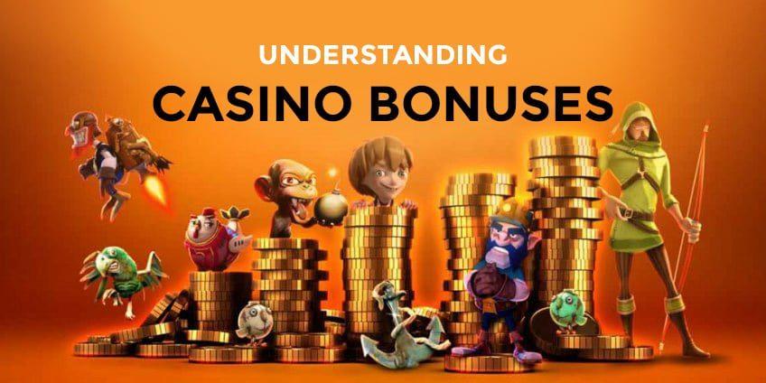 Bonus auf Spielautomaten in Online Casinos