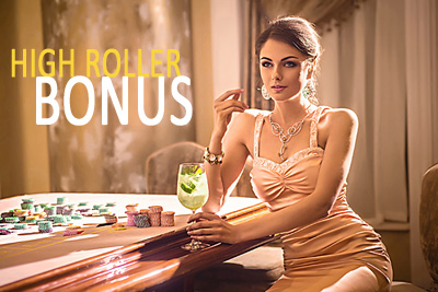 High Roller Bonus im Online Casino