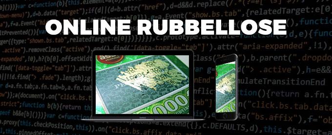 Rubbellose im Online Casino