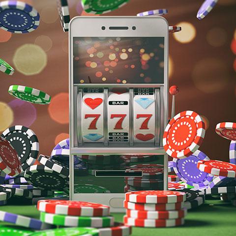 Spielautomaten auf dem Smartphone spielen