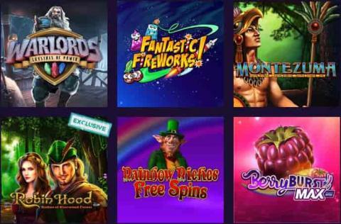 Winstar Online Casino Slots