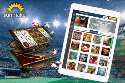 Sunmaker / Merkur Online Casino Mobil