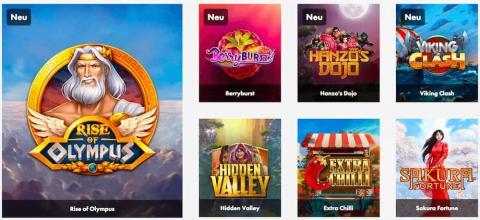 Dunder Online Casino Live