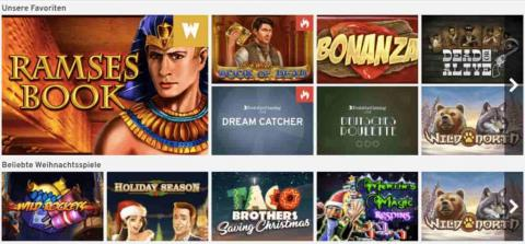 Wunderino Spiele Online