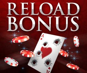 Reload Bonus im Online Casino
