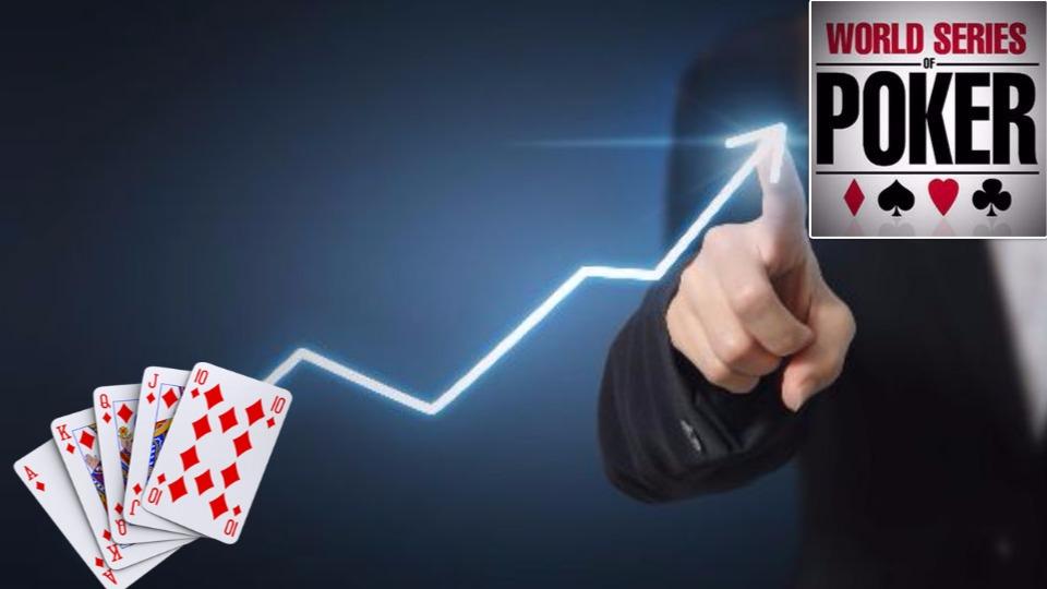 World Series of Poker im Online Casino